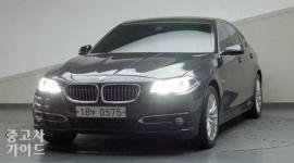 BMW 520d: 중고차 매매...